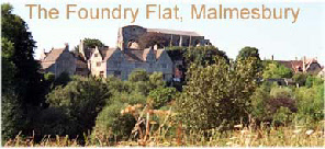 Foundry Flat, Accommodation to let in Malmesbury